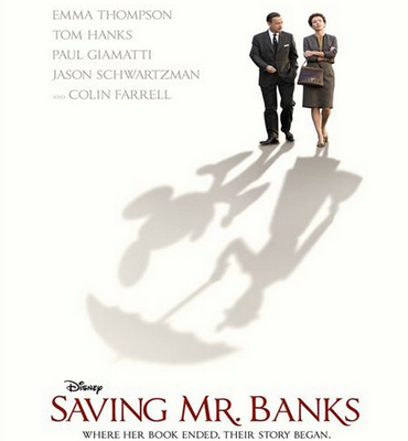 """Saving Mr. Banks"""
